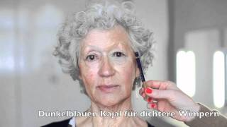 getlinkyoutube.com-Anti-Aging Make-up ab 50