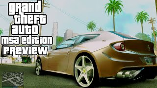 getlinkyoutube.com-GTA San Andreas MSA Edition V2 Preview #1