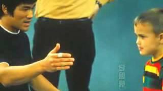 getlinkyoutube.com-Bruce Lee - HKTV 1969