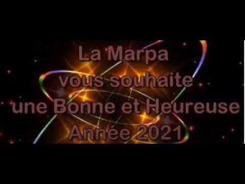 La MARPA vous souhaite une bonne année !