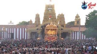 நல்லூர் கந்தசுவாமி கோவில் 20ம் நாள் கைலாச வாகனத்திருவிழா 16.08.2017