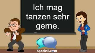 getlinkyoutube.com-Basic German Conversation | Learn German | Speaksli