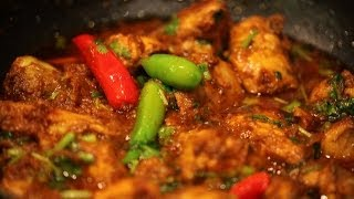 "getlinkyoutube.com-"" CHICKEN MASALA "" Bajias Cooking"