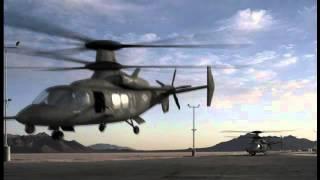 getlinkyoutube.com-VTOL concepts Sikorsky X2 family X2 USAF