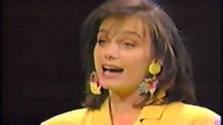 Kristin Scott Thomas Interview 1986