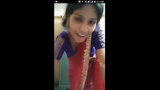 DESI BIGO SAREE DEEP NAVEL VERY HOT GIRL