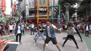 getlinkyoutube.com-Dazzling西門町快閃20150531