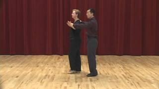Bronze I Cha Cha - The Sweetheart with Fan Ending Ballroom Dance Lesson
