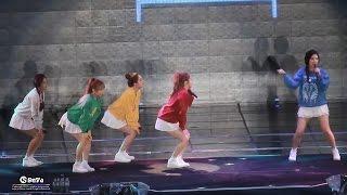 getlinkyoutube.com-[150723] 레드벨벳(Red Velvet) 롯데 러블리영 콘서트 'Ice Cream Cake' 전체 직캠 By SuYa