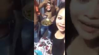 Shameless assamese girl on facebook live