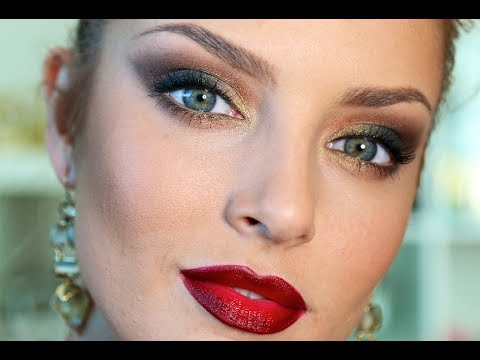 Smokey Autumn/Fall Makeup Tutorial | Collab with NikkieTutorials!