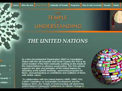 Know Your Enemy (Part 64 - The Spiritual United Nations)