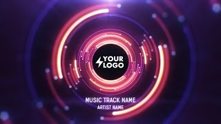 getlinkyoutube.com-Audio React Tunnel Music Visualizer (After Effects Template)