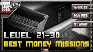 getlinkyoutube.com-GTA 5 Online - Best Money Missions for Low Level Players 1.22 (Farming Guide SOLO Hard GTA V 1.21)