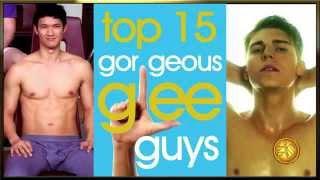 getlinkyoutube.com-Top 15 Gorgeous Glee Guys Part 2 (1080p HD )