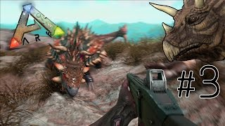 getlinkyoutube.com-[EP.3] ARK survival evolved - ออกล่าในป่าอเมซอน zbing z.