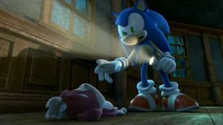 getlinkyoutube.com-Sonic: Night of the Werehog Short Movie Official E3 All Access Media