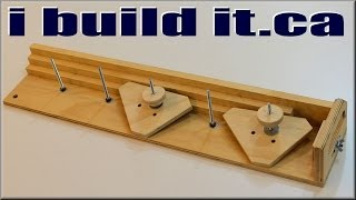 getlinkyoutube.com-Making A Taper Jig For The Table Saw