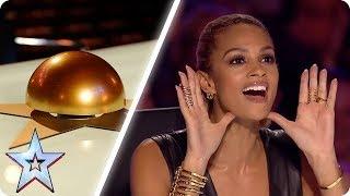 Judges BUZZ TOO EARLY On Britain's Got Talent!   Top Talent width=