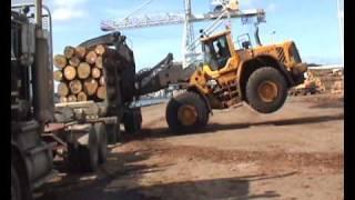 getlinkyoutube.com-volvo lifting maximum weight 19.00. ton.