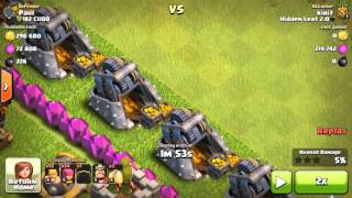 getlinkyoutube.com-COC HINDI : HOW TO KNOW IF IT IS A DEAD BASE? LOOT STRATEGY FOR TH 5,6,7