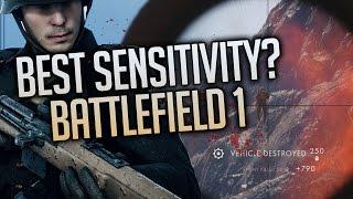 getlinkyoutube.com-Best Sensitivity for Battlefield 1?