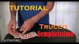 getlinkyoutube.com-Il Trucco più facile del mondo 4 - Trucchi di magia con spiegazione tutorial