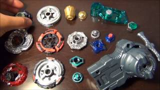 BB-121 BEYBLADE ULTIMATE DX SET! Unboxing + Review