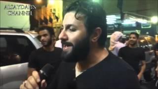 getlinkyoutube.com-حسين فيصل - جنوني - زنجيل مأتم بن زبر - استشهاد الامام الحسن ع 1437- HD