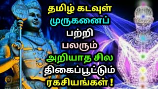 தமிழ் கடவுள் முருகனைப் பற்றி பலரும் அறியாத சில திகைப்பூட்டும் ரகசியங்கள் ! Lord Murugan | Palani