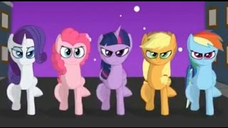 getlinkyoutube.com-My Little Pony  - Cool Armor and Horse - Friendship Is Magic (michael jackson songs)