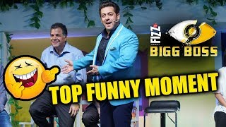 Salman Khan's ALL TOP FUNNY Moments At Bigg Boss 11 Launch