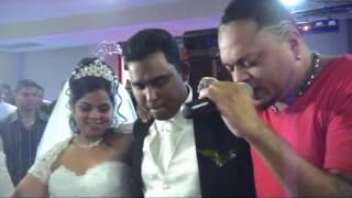 Alain Ramanissum chante mariage Paul & Aurelie