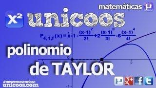 Imagen en miniatura para Polinomio de Taylor con Resto de una funcion trigonometrica