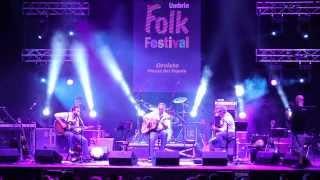 BARTENDER - APACHE Live @ Umbria Folk Festival 2013, Orvieto