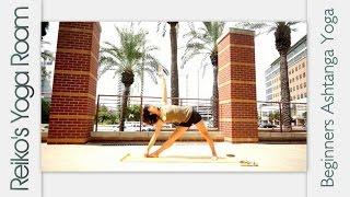 getlinkyoutube.com-Beginner Ashtanga Yoga (Full Primary)