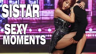 getlinkyoutube.com-SISTAR 'S HOTTEST MOMENTS | SEXY MOMENTS
