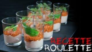 getlinkyoutube.com-Recette : Verrines mousse de jambon et tomates confites