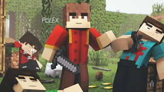 getlinkyoutube.com-@PolexPlay - Minecraft Speed Art