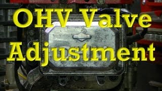getlinkyoutube.com-How to Adjust Valves on OHV Small Engines (Valve Clearance / lash)
