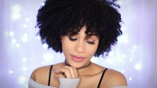 getlinkyoutube.com-My Natural Curly Hair Wash Day Routine - 3c 4a