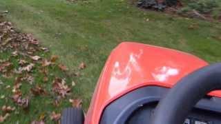 getlinkyoutube.com-Simplicity Tractor- Trac Vac