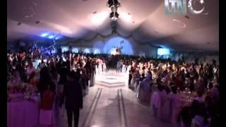 getlinkyoutube.com-حفل زفاف عائشة القذافي بنت المجرم معمر part2 Aisha Gaddafi.wmv