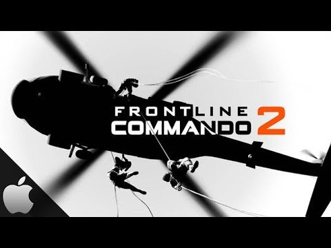 FRONTLINE COMMANDO 2 GAMEPLAY WALKTHROUGH FIRST 5 MISSION iPAD 4