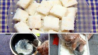 getlinkyoutube.com-Cara Paling Gampang Membuat Lontong Menggunakan Rice Cooker