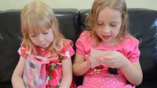 getlinkyoutube.com-Contando a gravidez para as irmãs.