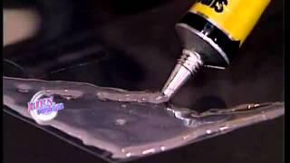 getlinkyoutube.com-Candelero en acetato con Suprabond Transparente