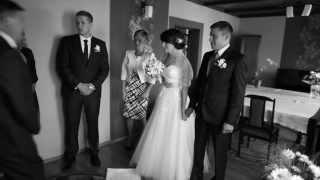 getlinkyoutube.com-Wzruszający film weselny aż się łezka kręci Zobacz teraz