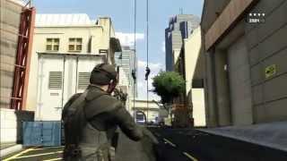 getlinkyoutube.com-GTA 5 - Michael Spec Ops/Operation Los Santos