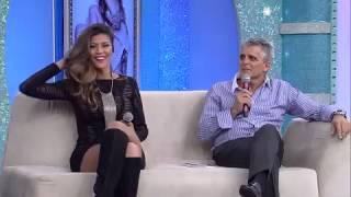 getlinkyoutube.com-Luciana Gimenez briga AO VIVO com travesti